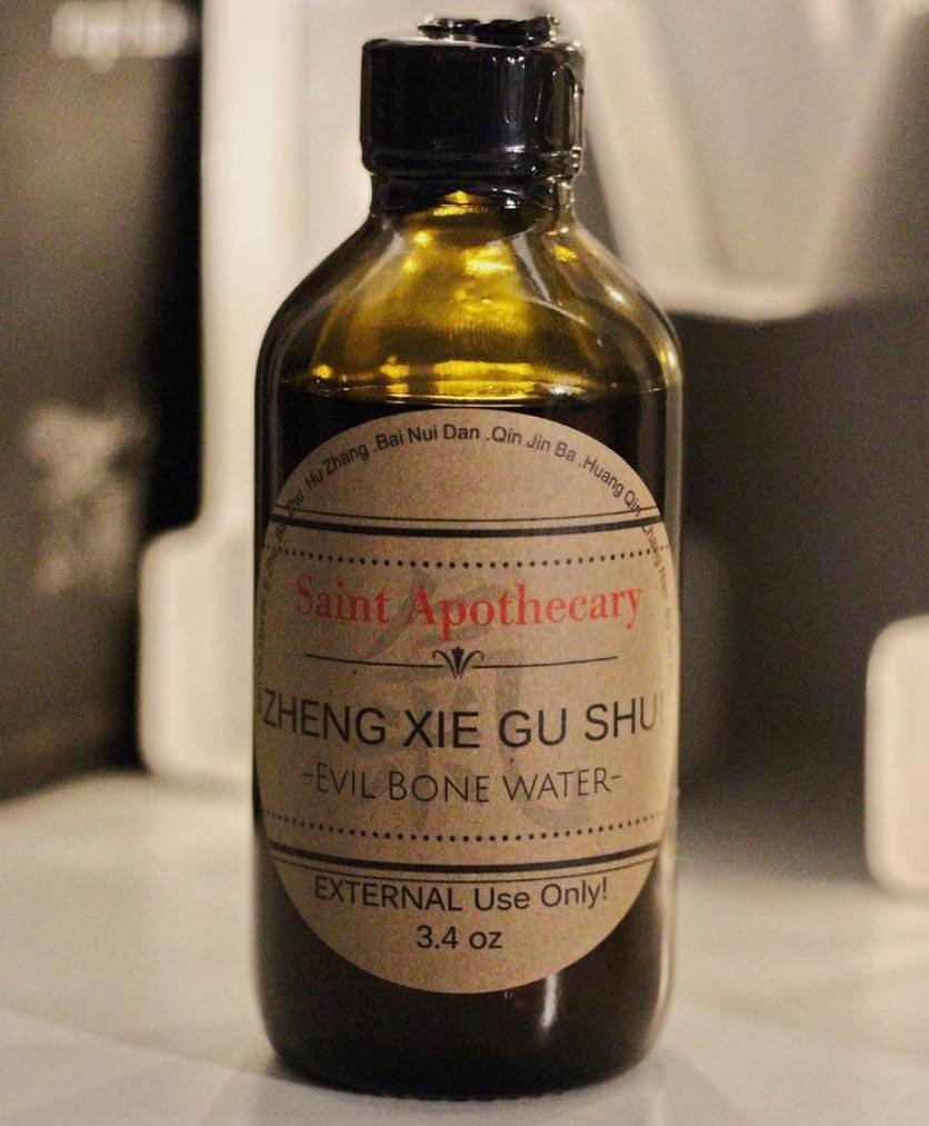 Evil Bone Water Zheng Gu Shui