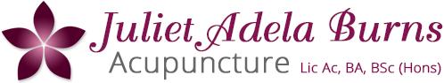 Juliet Adela Burns Acupuncture